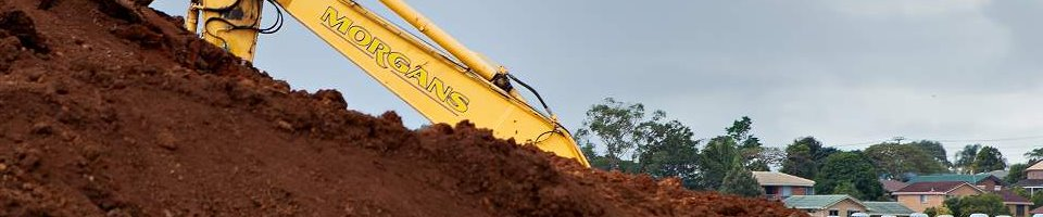 Morgan Earthworks - All Aspects of Civil Construction